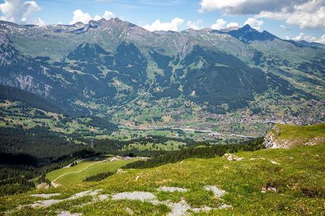 View-of-Grindelwald.jpg.optimal ▷ Cómo caminar por el sendero Eiger en el Oberland bernés, Suiza