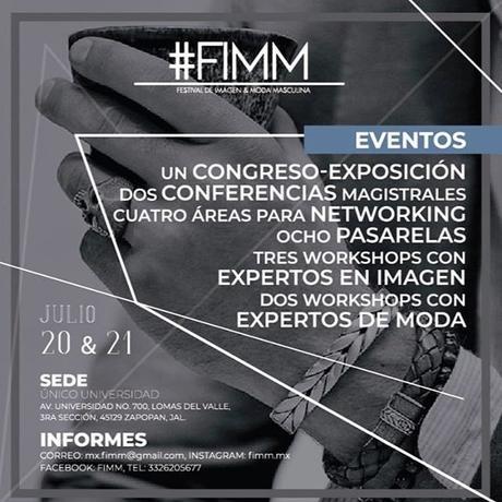 FIMM: La nueva feria de moda masculina.