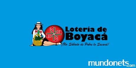 Lotería de Boyacá 13 de julio 2019