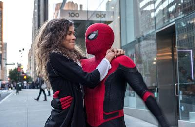 SPIDER-MAN: LEJOS DE CASA (Spider-Man: Far from Home) (USA, 2019) Fantástico, Súper héroes, Acción