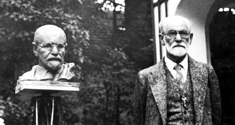 Busto de Freud por Olem Nemon