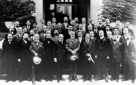 Freud en la Universidad de Clark