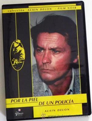 POR LA PIEL DE UN POLICÍA (Pour la peau d'un flic) (Francia, 1981) Policíaco