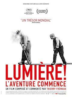 Lumiere, la aventura comienza: Una clase magistral sobre los Lumiere y co.