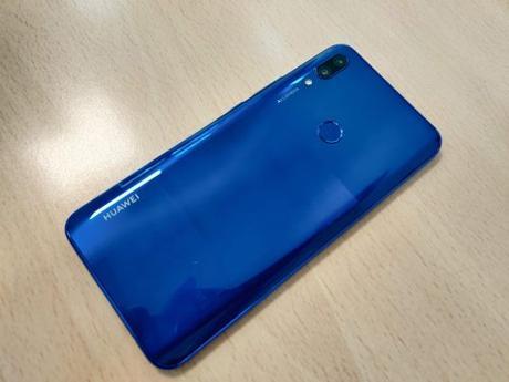 Huawei P Smart Z, cámara PopUp más económico