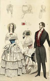 La Moda Gótica Victoriana