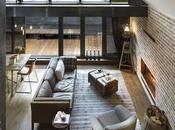 Apartamento, ático loft estilo industrial