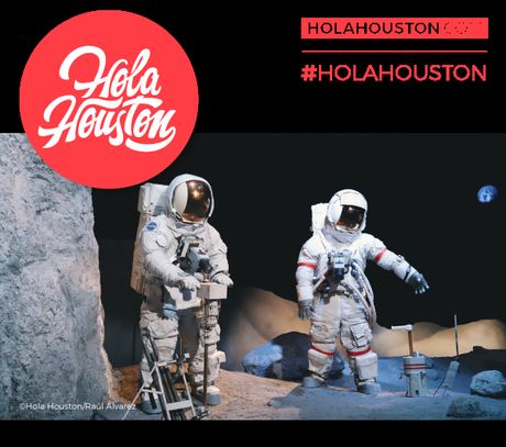 Hola Houston NASA