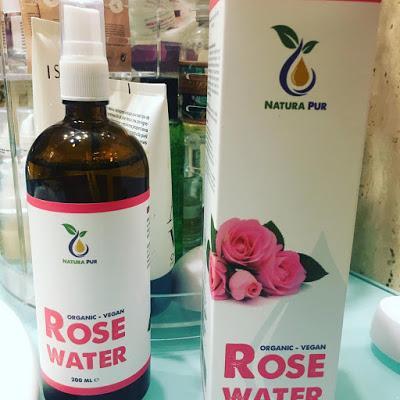 Agua de Rosas Natural  de Natura Pur
