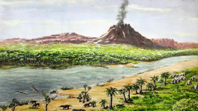 El Archidiácono y los Dinosaurios (Eden Phillpotts) (I)