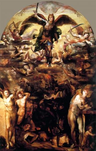 El desarrollo de Satán y la fragmentación de Dios