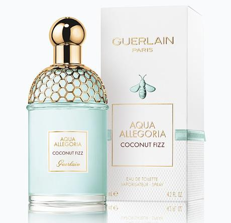 Guerlain Renueva su Colección Aqua Allegoria con Tres Nuevas Fragancias