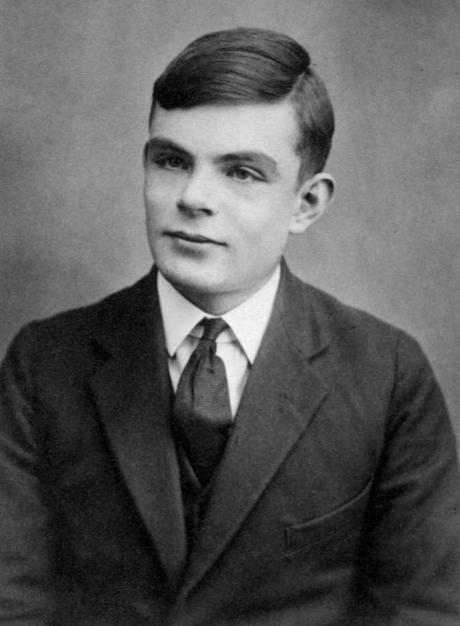 50 libras para Alan Turing