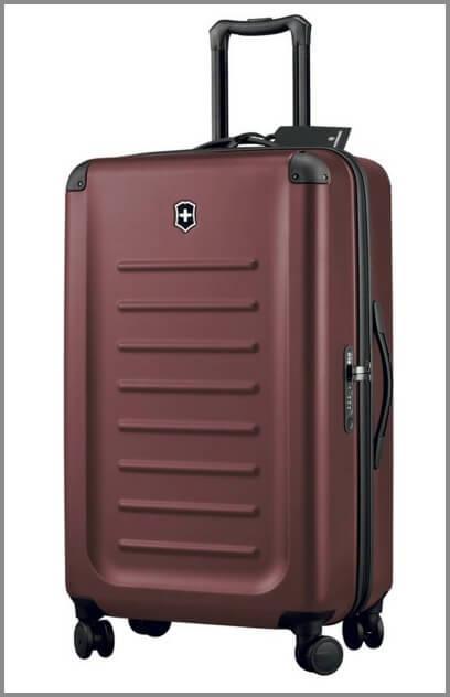 Victorinox-Luggage-Spectra-best-suitcases-in-travel ▷ Comente en 11 de las mejores maletas para viajes fáciles con 10 consejos de empaque que todo viajero debe saber | Noticias para el público
