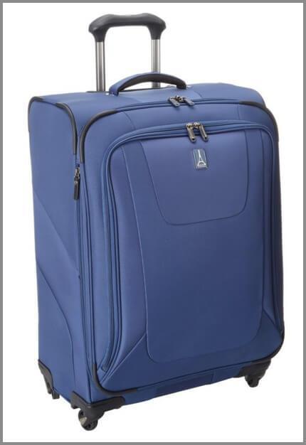 Travelpro-Maxlite3-Expandable-Spinner-best-suitcases-for-travel ▷ Comente en 11 de las mejores maletas para viajes fáciles con 10 consejos de empaque que todo viajero debe saber | Noticias para el público