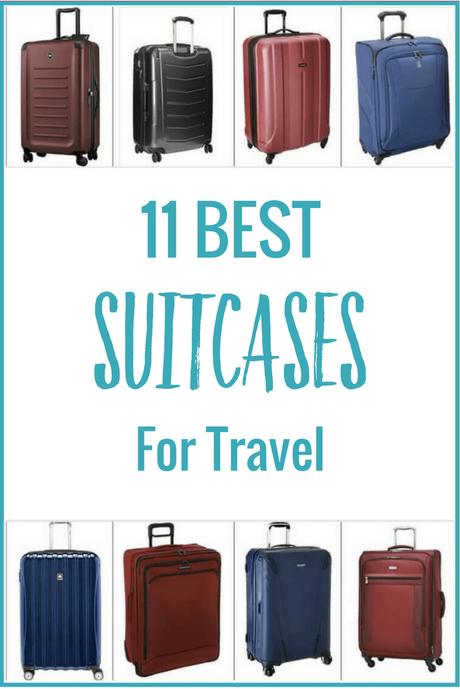 best-suitcases-for-travel-1 ▷ Comente en 11 de las mejores maletas para viajes fáciles con 10 consejos de empaque que todo viajero debe saber | Noticias para el público