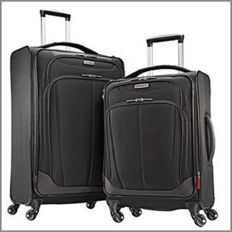 Samsonite-2-pc-Spinner-Luggage-Set-best-suitcases-for-travel- ▷ Comente en 11 de las mejores maletas para viajes fáciles con 10 consejos de empaque que todo viajero debe saber | Noticias para el público