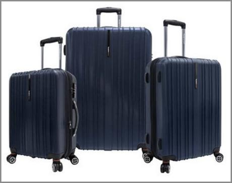 Travelers-Choice-Tasmania-Three-Piece-Luggage-Set-best-suitcases-for-travel ▷ Comente en 11 de las mejores maletas para viajes fáciles con 10 consejos de empaque que todo viajero debe saber | Noticias para el público