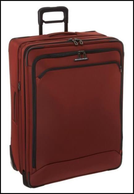 Briggs-Riley-Luggage-27-Expandable-Upright-Bag-best-suitcases-for-travel ▷ Comente en 11 de las mejores maletas para viajes fáciles con 10 consejos de empaque que todo viajero debe saber | Noticias para el público