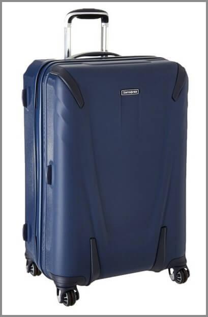 Samsonite-Silhouette-Sphere-2-Hardside-best-suitcases-for-travel ▷ Comente en 11 de las mejores maletas para viajes fáciles con 10 consejos de empaque que todo viajero debe saber | Noticias para el público