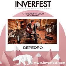 Depedro en Inverfest 2020