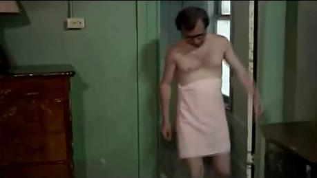 """""""Robó, huyó y lo pescaron"""", Woody Allen"""