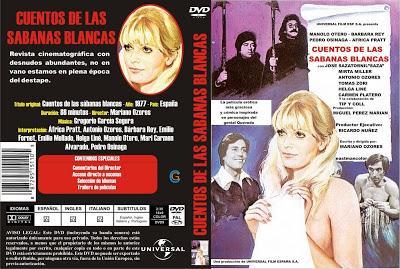 CUENTOS DE LAS SÁBANAS BLANCAS (España, 1977) Comedia, Erótico