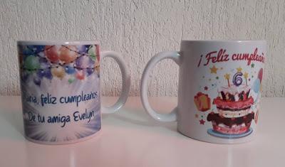 FELICIDADES CARLA Y MARÍA