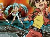 Juguetes series anime