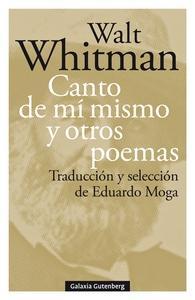 'Canto de mí mismo y otros poemas' de Walt Whitman