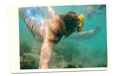 galapagos-snorkeling ▷ Cómo usar los puntos de tarjeta de crédito para volar a Sudamérica