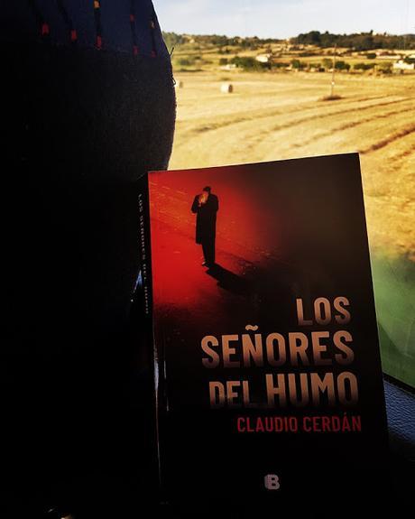 Reseña de 'Los señores del humo' de Claudio Cerdán.