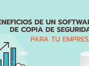 Beneficios software copia seguridad para empresa.