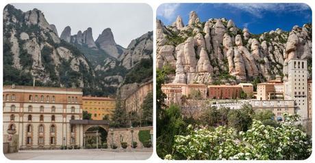 Visitar la montaña de Montserrat