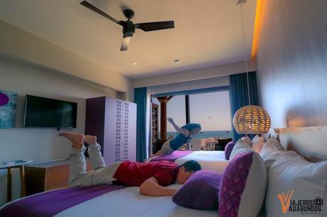 habitación hotel Marival Armony