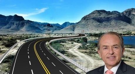 Carreras no ha solicitado protección a la Sierra de San Miguelito, pero si construir una carretera