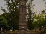centenario reloj Jardín Colón