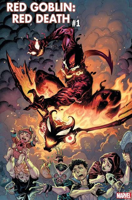 ¿Alguien pidió una historia del Red Goblin?