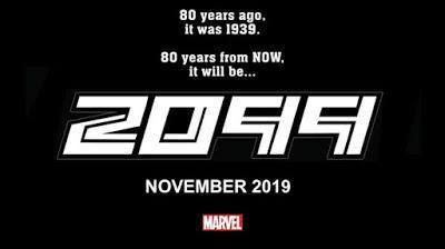 Marvel tantea el universo 2099 y a su versión de Spider-Man