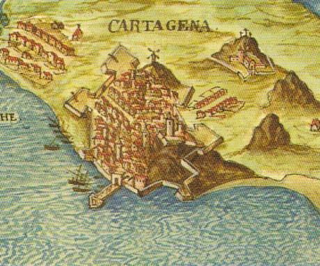 1245: el santanderino Roy García de Santander conquista el Reino de Murcia