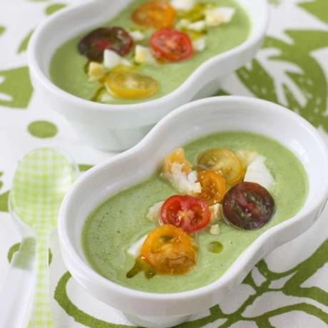 7 recetas de gazpachos