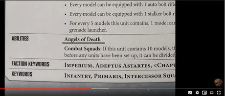Nuevos indicios de un nuevo codex de Marines Espaciales