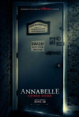 Annabelle ; Vuelve a casa Vídeo Review. Correcta tercera parte