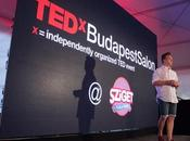 Charlas TEDx Sziget, #TEDxBudapest Salon