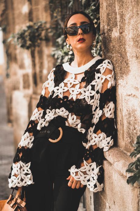 Tendencia Crochet en verano y haul de rebajas de Zara