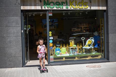 Cochecitos inline de phil&teds en Noari Kids