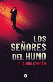 Los señores del humo. Claudio Cerdan
