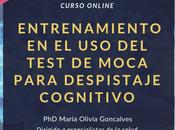 Test Moca para evaluación deterioro cognitivo (entrenamiento online)