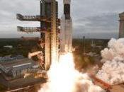 India lanza misión Chandrayaan-2