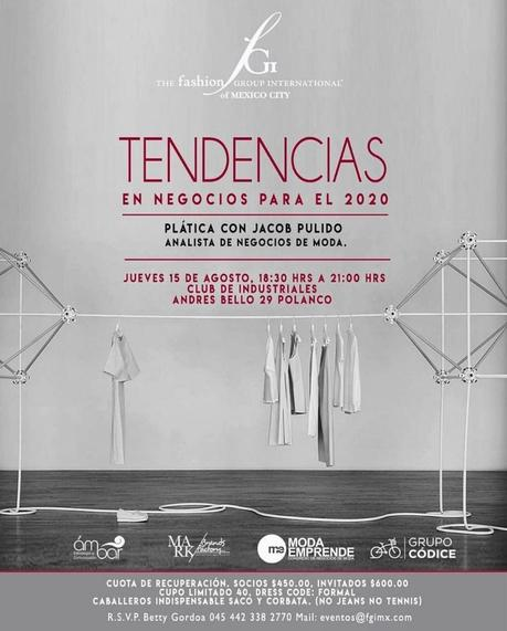 FGI invita: Tendencias en negocios por Jacob Pulido.